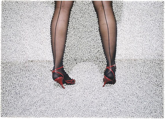 Red Shoes, 2014 © Sissi Farassat