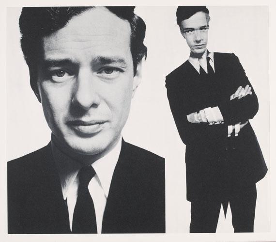 David BaileyBrian Epstein (Box of Pin-Ups), 1965Print, 61 x 50,8 cm