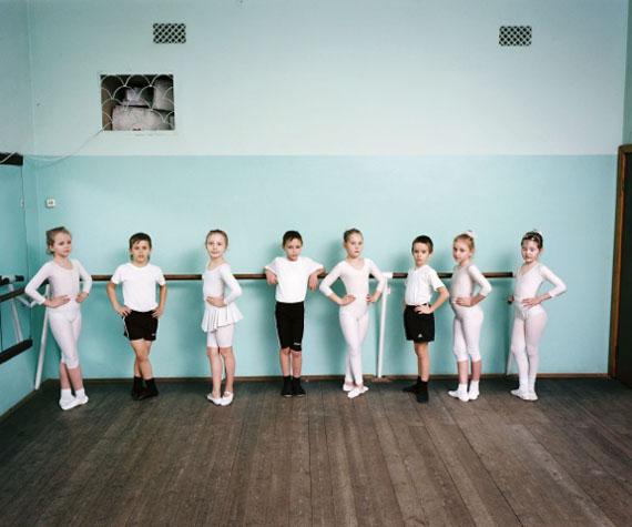 "Rob Hornstra: aus der Serie ""Ballets Russes"" / ""The Sotchi Project"""