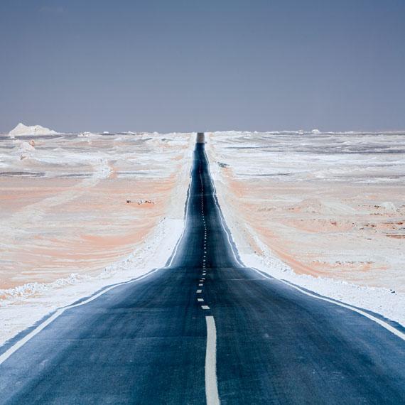Obie Oberholzer: Egypt, White Desert near Farafra Oasis © Obie Oberholzer/laif
