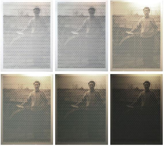 WANG NINGDE Form of Light - One Man (2013)