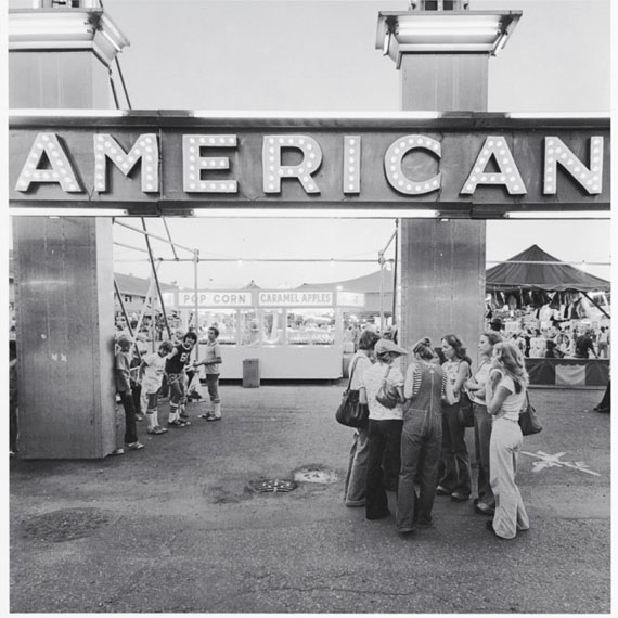 Minnesota St Fair, 1976© Tom Arndt/Courtesy Les Douches La Galerie