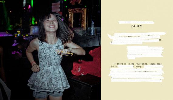 Cristina De Middel, Page 01 The PartyCourtesy : La New Gallery (Madrid)