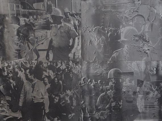 Alfons Schilling: Chicago, 1969 © Alfons Schilling / Bildrecht, Wien