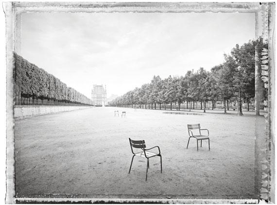 Christopher ThomasJardin des Tuileries I, 2013103 x 135 cm, Edition von 756 x 76 cm, Edition von 25Archival Pigment Print on Arches Cold Pressed Rag Paper