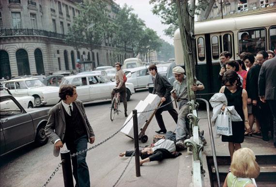 Paris, France 1976 © Joel Meyerowitz