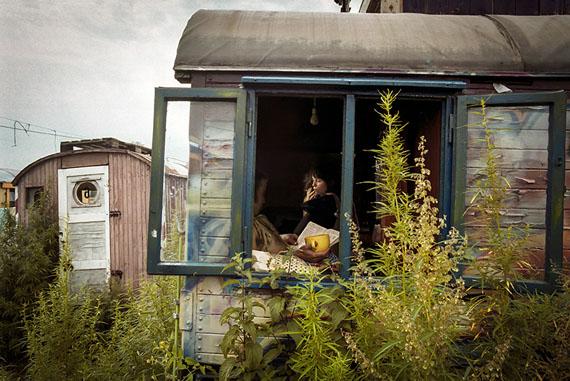"""© Gordon Welters, aus der Serie """"Living on Wheels"""""""