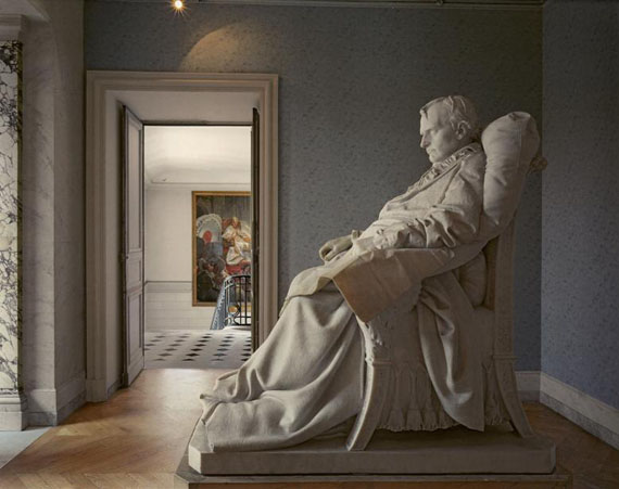 Les Derniers Jours de Napoléon, Versailles, 2005© Robert Polidori, courtesy Edwynn Houk Gallery