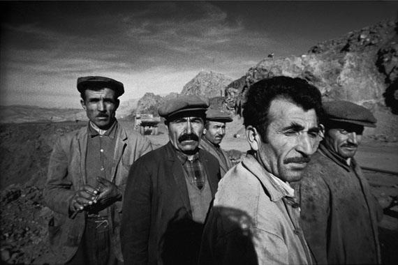 Miners, Divrigi, Sivas, 1970 © Ara Güler