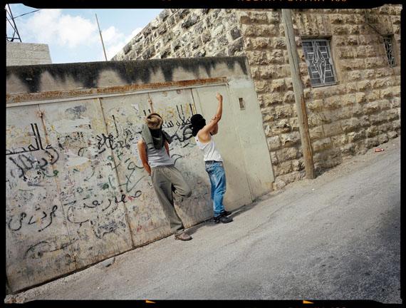 Gilles PeressSilwan, East Jerusalem, near Ras al-Amud2011© Gilles Peress
