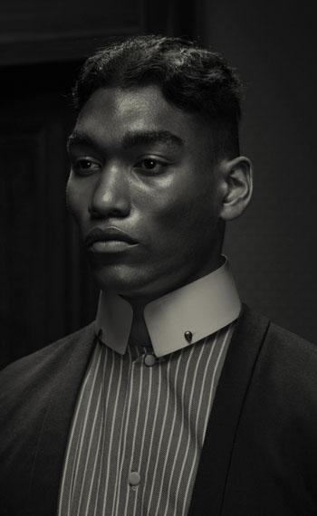 Erwin Olaf, Dusk - Portrait 01, RECENT WORK, courtesy of Hamiltons Gallery