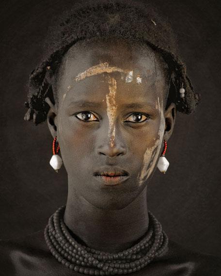 Bodita, Arboshash & Nirjuda, Southern Omo Valley 2011AFRICA, Ethiopia - BANNA, KARO, DASSANECH & HAMAR© Jimmy Nelson