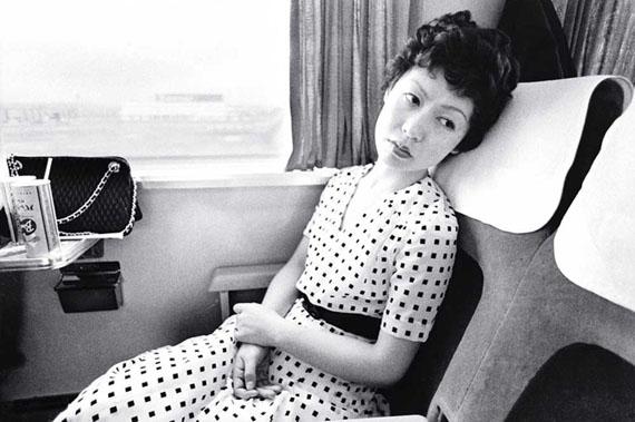 From the series Sentimental Journey, 1971 © Nobuyoshi Araki