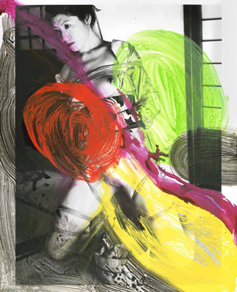 Alluring Hell, 2008 © Nobuyoshi Araki in collaboration with Galerie Alex Daniëls – Reflex Amsterdam