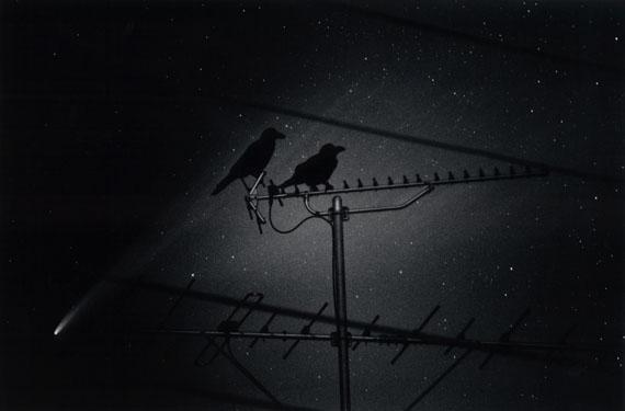 © Kikuji kawada, The Last Golden Ring Eclipse in Japan, Yomitanson, Okinawa, 1987