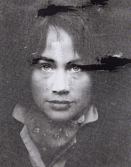 Peter Keetman, (Augen-)Blick, 1961. Gelatin silver print, printed 1970s. 30.2 x 23.2 cm. Estimate 1,900 €