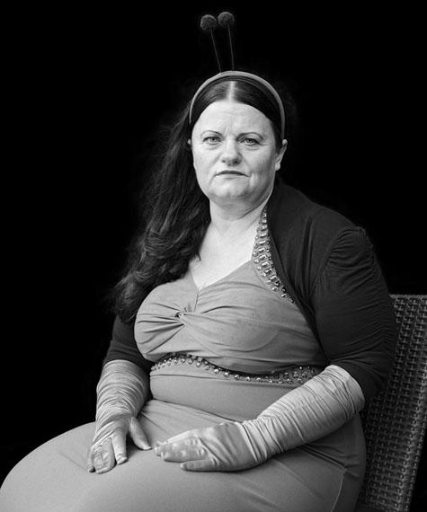 Loredana Nemes: Der Auftritt #14, 2014Silbergelatineabzug in 60 x 50 cm oder 120 x 100 cm© Loredana Nemes, courtesy Podbielski Contemporary