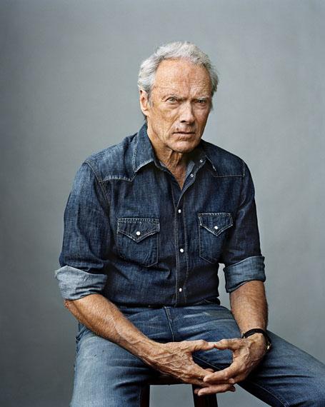 Martin Schoeller · Clint Eastwood · Burbank · 2009