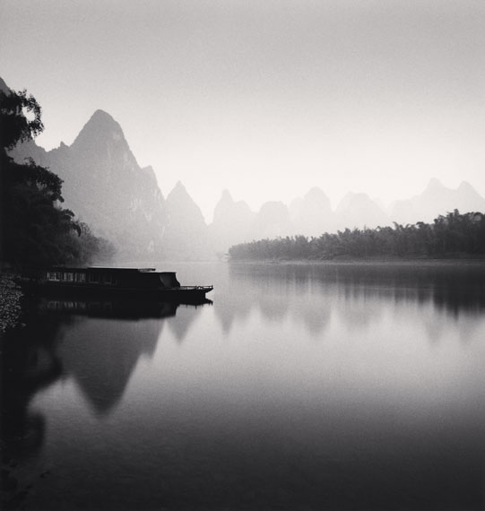 Lijiang River, Study 4, Guilin, China. 2006 © Michael Kenna