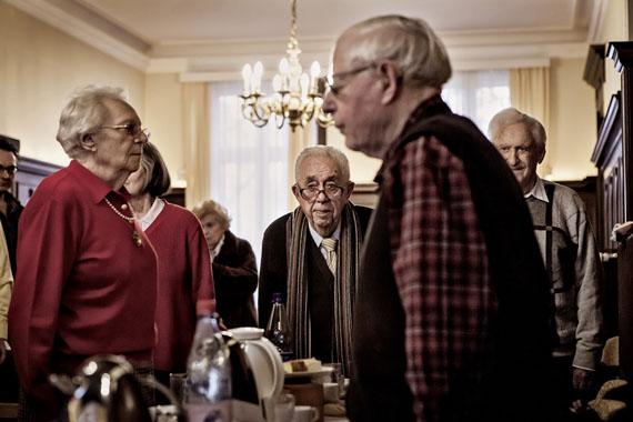 Wenn die Erinnerung tanzen geht – zu Besuch in einem Cafe für Shoah Überlebende © Frank Schultze