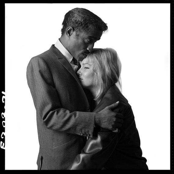 Brian Duffy · Sammy David Jr. and his Wife May Britt