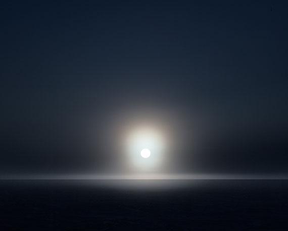 Ice Sheet #0712, 2014 © Murray Fredericks, courtesy Hamiltons Gallery, London