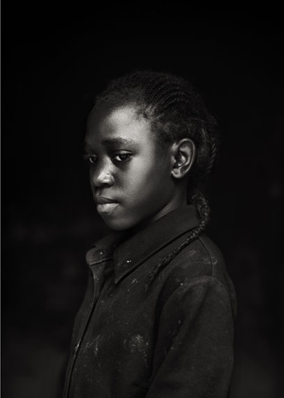 mercy's sister, 10 years © Linelle Deunk