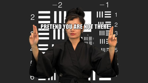 Hito Steyerl, How Not To Be Seen. A Fucking Didactic Educational. MOV File, 2013, Video stills. Courtesy Hito Steyerl.