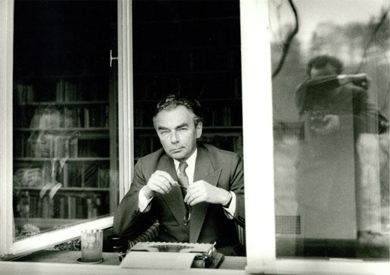 © stefan moses: 'Erich Kästner' München 1953