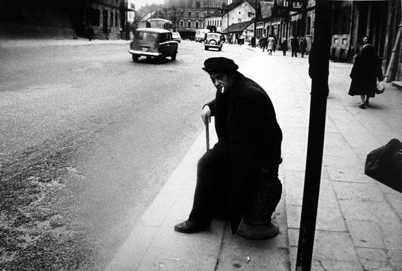 """Antanas Sutkus: """"Kalvarijų Street. Hangover Morning."""", Vilnius, 1968"""