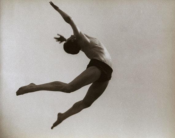 Ilse BingDancer, Willem Van Loon, Paris, 1932Courtesy of Edwynn Houk Gallery