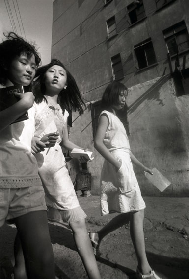 "LU YUANMIN: ""SHANGHAI GIRLS"", 1990