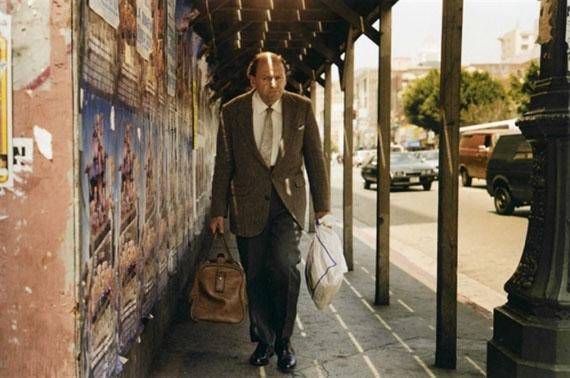 Philip-Lorca diCorciaLos Angeles (Man with Plastic Bag), 1994Chromogenic printEdition of 1524.3 х 37 in.Est. 8,000–12,000 USD