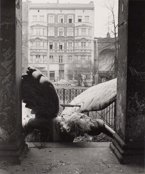 Manfred Paul: Der gestürzte Engel St. Elisabeth-Kirche 1977