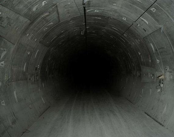 Rafal Milach, Tunnel im European XFEL, 2015