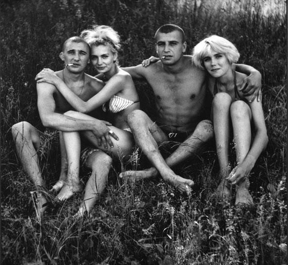 Nikolai Bakharev: No. 70 from the series Relation, 1991-1993