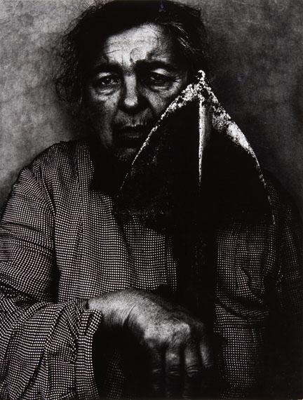 Mario Giacomelli: Mia Madre, Italy, 1959