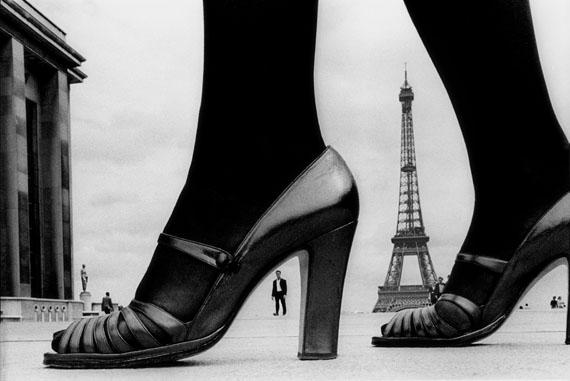 © Frank HorvatFrank Horvat: Shoe and Eiffel Tower, Paris, 1974© Frank Horvat