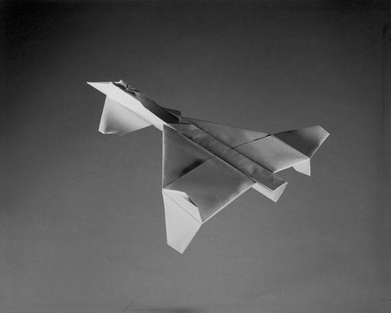 XFV-12, Paper Planes, 2014 © Sjoerd Knibbeler
