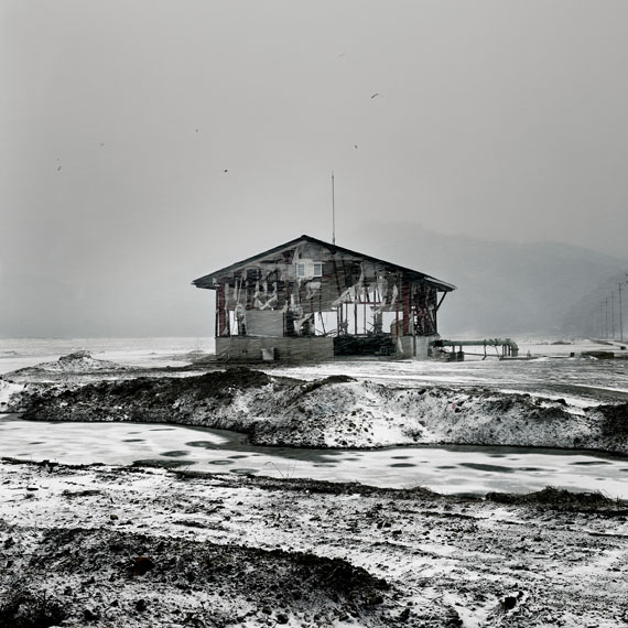 Denis Rouvre: Onagawa, 75 x 75 cm, Fotografie © Denis Rouvre