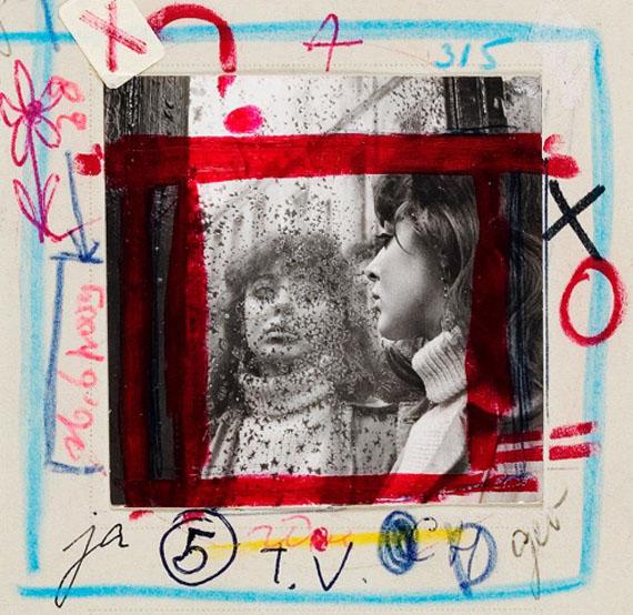 Ed van der Elsken: detail of contact sheet, cover image © Ed van der Elsken / Nederlands Fotomuseum Rotterdam
