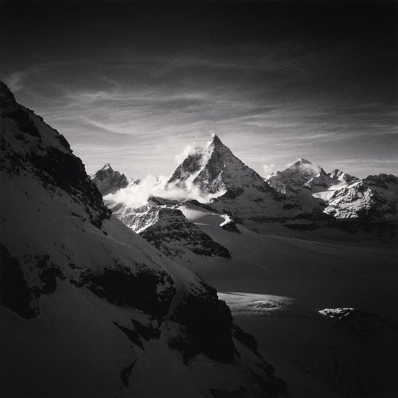 Micheal Kenna: The Matterhorn, Pennine Alps, Switzerland. 1994	