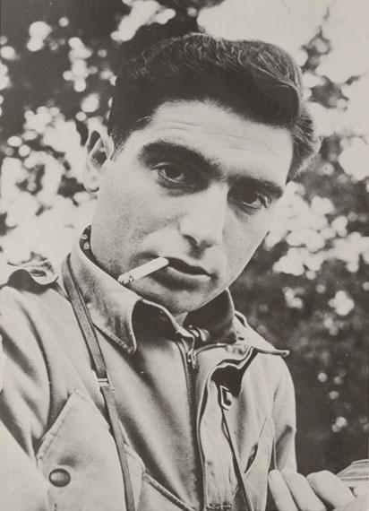 Robert Capa: Robert Capa, Neapel, 1943 Silbergelatinepapier, SKD, Kupferstich-Kabinett ©  Robert Capa / International Center of Photography, Magnum Photos