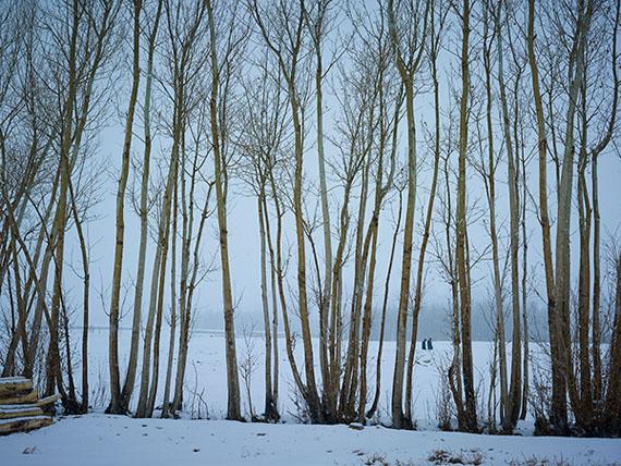 © Simon Norfolk, Time Taken 6, Late Winter, 2013 - 2014