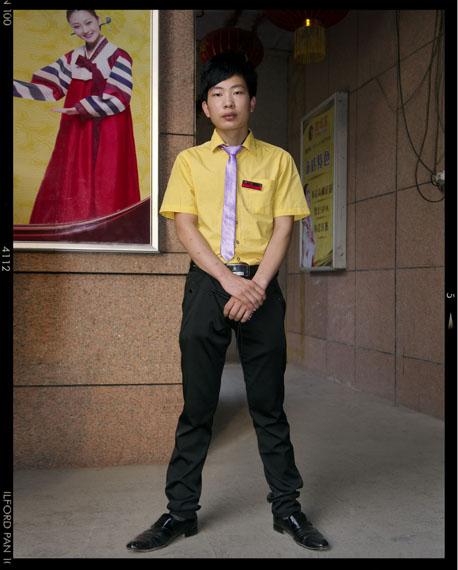 Ji Gaojie, Zhengzhou 2014  © Jiang Jian