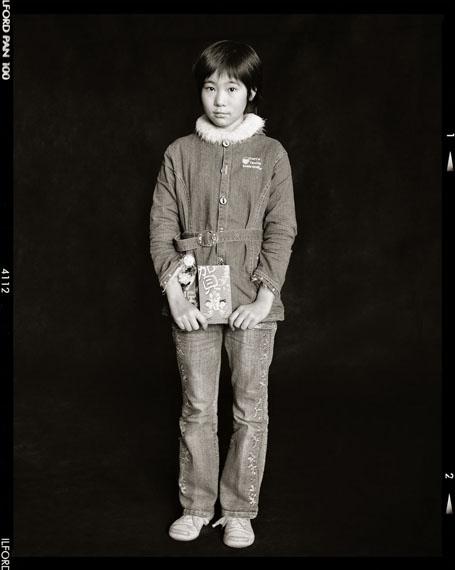 Guo Xiaoyu, Dengfeng 2004  © Jiang Jian
