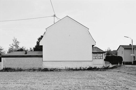 Margherita Spiluttini: aus der Serie: Eternit. Kulturgeschichte eines Baustoffes. Fotos 1984–92© Architekturzentrum Wien, Sammlung. Courtesy die Künstlerin und Christine König Galerie 2015