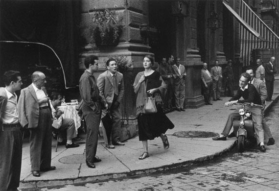 Ruth Orkin. American girl in Italy, 1951