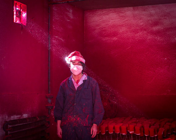 Second Prize Contemporary Issues Category, SinglesRonghui Chen, China, City Express