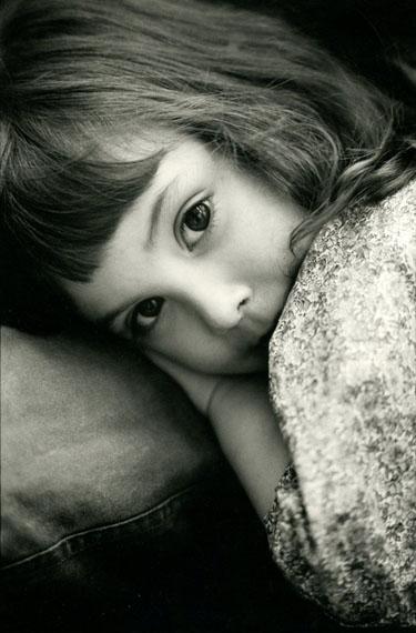 Sabine Weiss. Judith, Paris, 1982